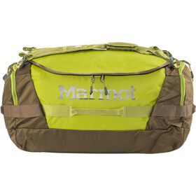 Marmot Long Hauler Duffel Bag Medium, cilantro/raven